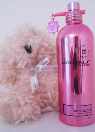 Roses elixir montale_original_eau de parfum 5 мл_затест
