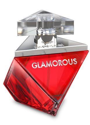 Парфюмированная вода женская glamorous farmasi гламур, 50мл