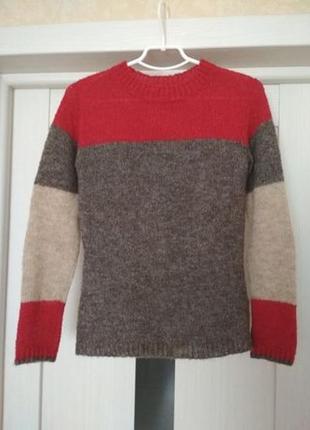 Мягкий свитер из кид мохера