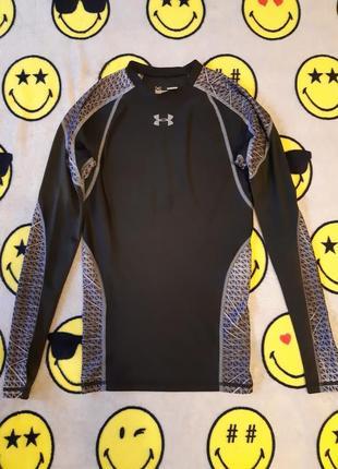 Лонгслив мужская спортивная футболка с рукавом under armour оригинал