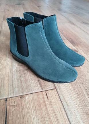 Мега комфортные ботинки inblu.