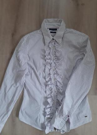 Блузочка в полоску
