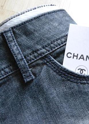 Юбка міні сіра джинсова next4