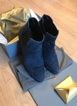 Стильные ботинки lola cruz.jewerly.размер 38