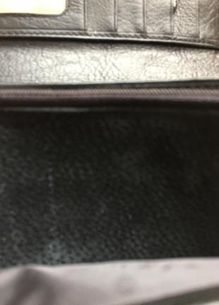Coscey,кошелёк.кожаный.4 фото
