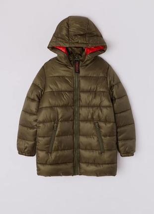 Куртка на мальчика terranova 128/134 см 140/146 см