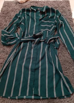 Платье рубашка нове