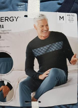 Пижама livergy. размер m