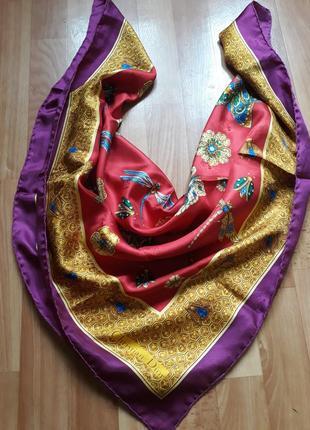 Christian dior ,шикарный платок