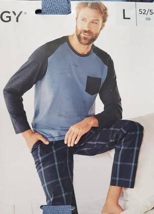 Пижама livergy. размер l