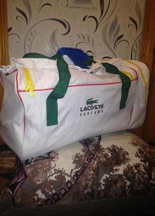 Сумка lacoste new collection original