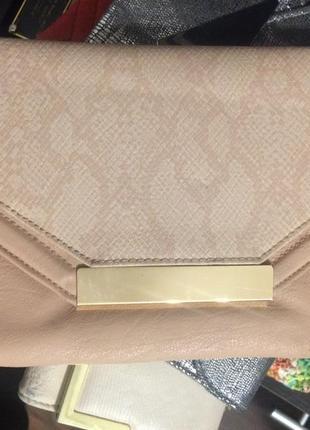 New look клатч сумка