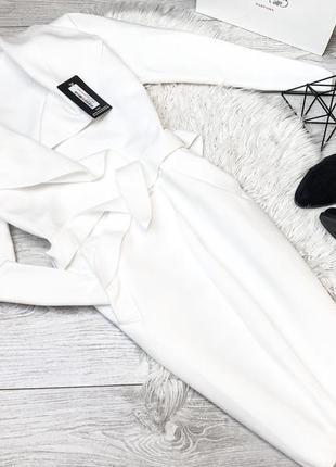 Біле пальто