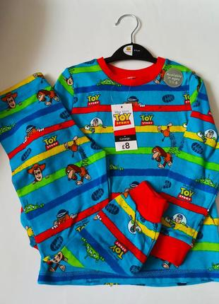 Шикарная пижамка от george из англии. размер 1-2,2-3,3-4,4-5,5-6 лет