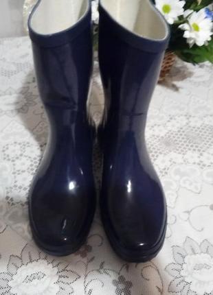 Сапоги резиновые, гумові чоботи