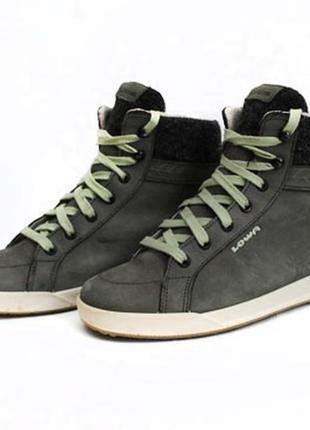 Ботинки lowa tortona (gore-tex). размер 40,5-41