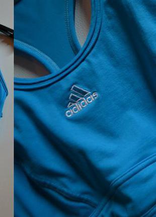 Спортивный топ adidas2