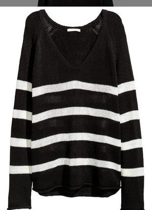 Стильний светр на весну від h&m