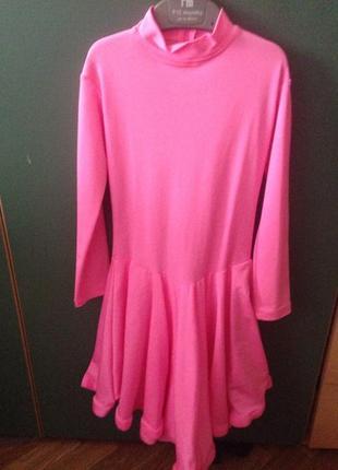 Платье бейсик