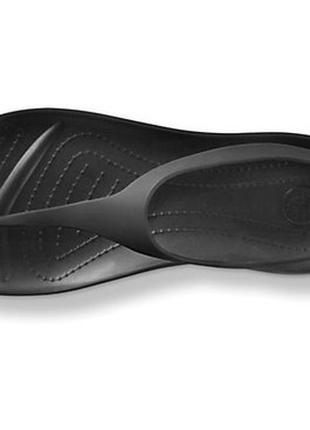 Супер удобная и сексуальная модель crocs sexy flip3 фото
