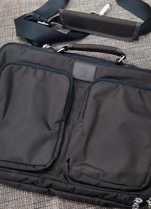 Новая премиум сумка для ноутбука bogner подойдёт для документов портфель унисекс