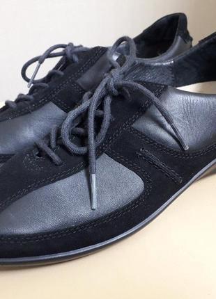 40 p. rohde супер комфортные кожаные туфли мокасины