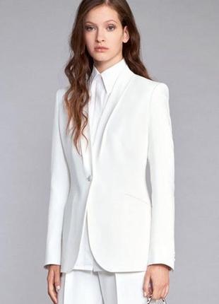 Vip ♥️😎♥️ белый шелковый блейзер пиджак piazza sempione.