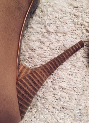 Туфли zara,кожаные туфли, кожаные zara2