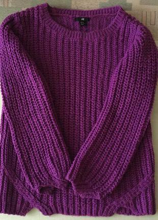 Красивый свитер h&m!