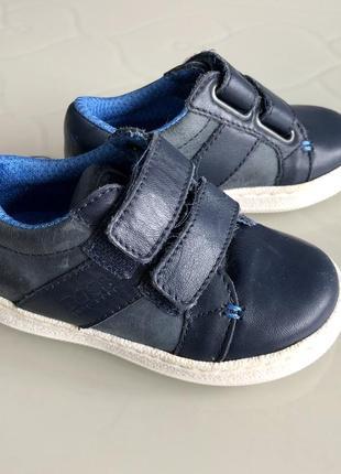 Кроссовки ботинки hugo boss оригинал р20 кожа