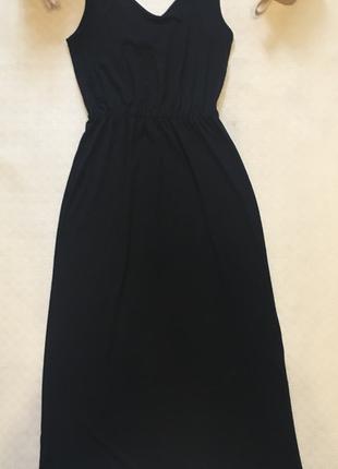 Платье майка м-л