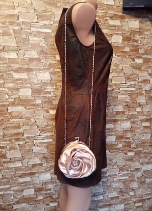 Италия,новая!шикарная,красивая,нежная,сумка,кросс боди,маленькая сумочка,клатч