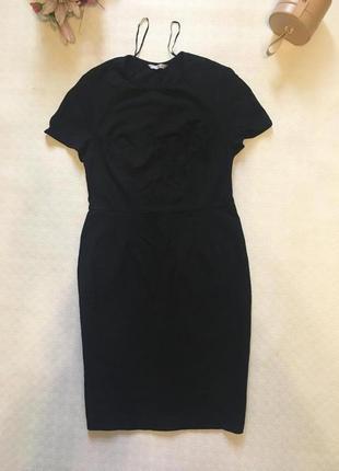 Платье футляр плотный трикотаж с утягивающим эффектом  л-хл
