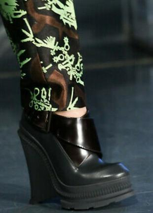 Туфли на платформе kenzo