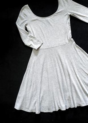 Трикотажное платьеце