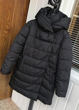 Новая куртка по колено пальто calliope zara