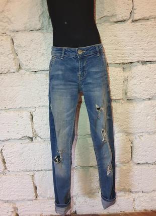 Фирменные джинсы terranova xs