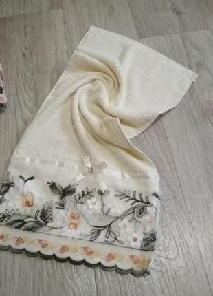 Махровое полотенце 32*72
