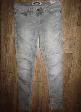 Стильные джинсы р-р м бренд noisy may