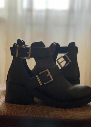 Ботинки сапоги челси казаки броги
