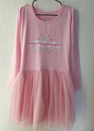 Нежное и красивое платье