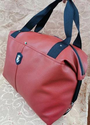 Спортивная,дорожная городская женская сумка