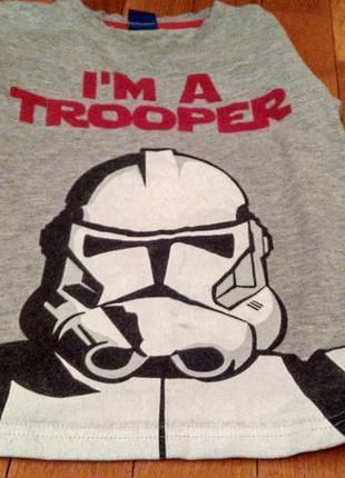 Фирменная футболка звездные войны star wars1