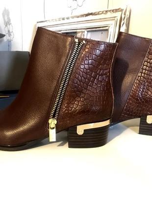 Супер стильные и удобные ботинки isola, куплены в нью йорке