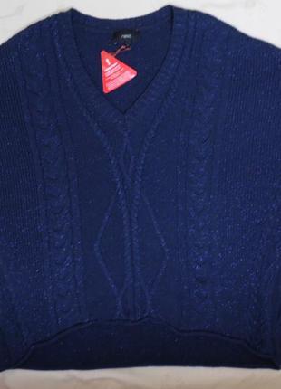 Джемпер жилет оверсайз next, размер l - реально идет на 54-56-58