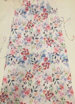 Платье хлопок 18-22