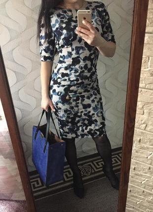 Шовк шолковое платье