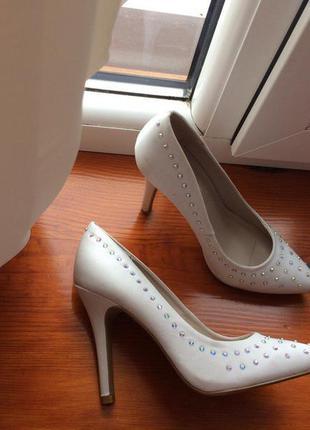 Лодочки туфлі new look2
