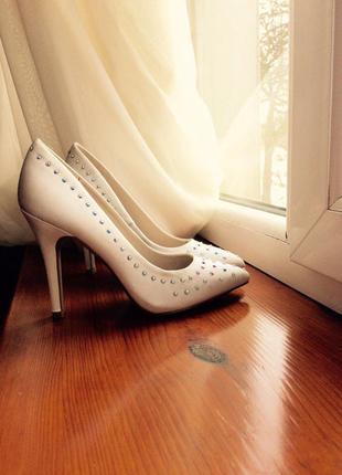 Лодочки туфлі new look1