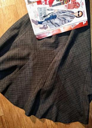 Серая юбка фирмы s.oliver